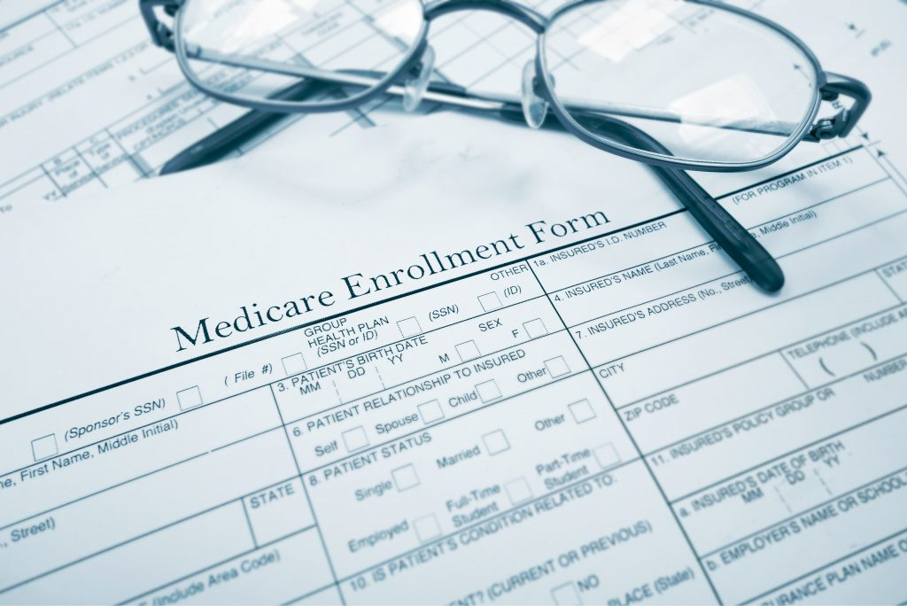 medicare and mental health medicare enrollment form