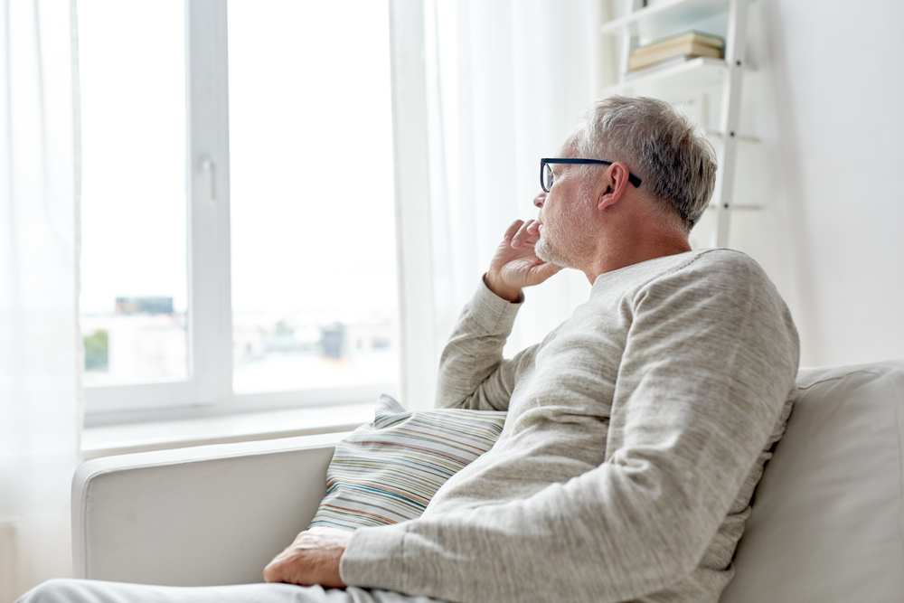 depression in seniors aging mental health issues