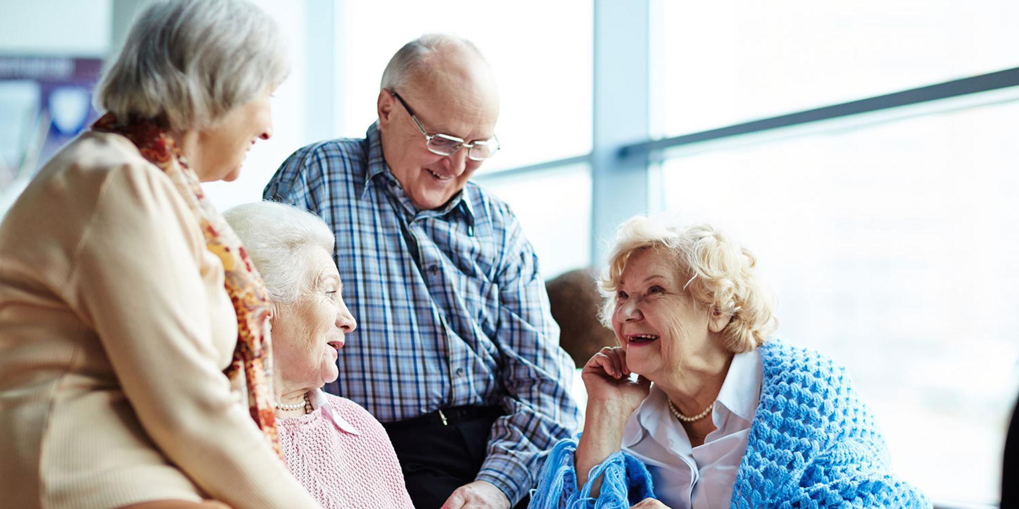 Senior Adult Program