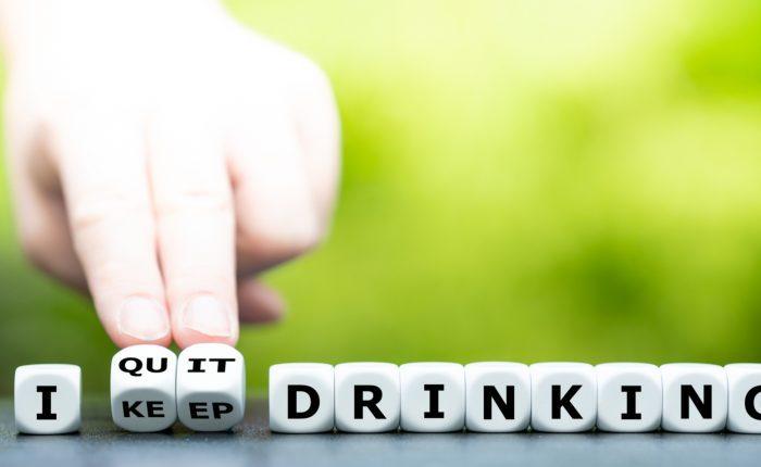 dry drunk